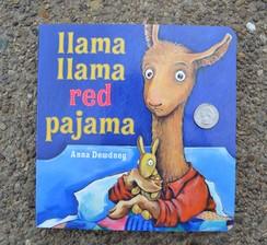Photo of Book: Llama Llama Red Pajama (Small)