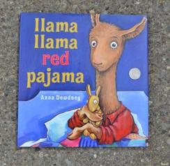 Photo of Book: Llama Llama Red Pajama