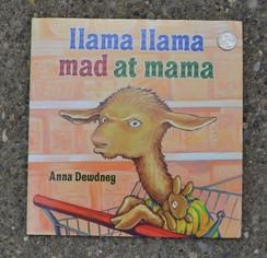 Photo of Book: Llama Llama Mad At Mama