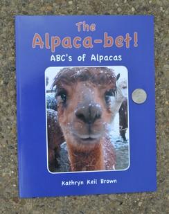 Photo of Book: The Alpacabet