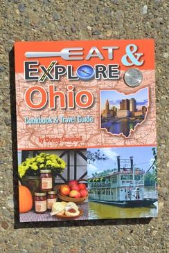 Photo of Book: Eat & Explore Ohio.