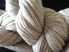 Photo of Alpaca Merino & a splash of Nylon Yarn