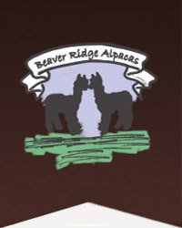 Beaver Ridge Alpacas - Logo
