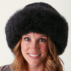 Fur Alpaca Hat