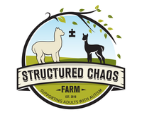 Structured Chaos Farm - Logo