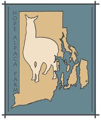 Hope Alpaca Farm - Logo