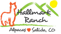 Hallmark Ranch Alpacas - Logo