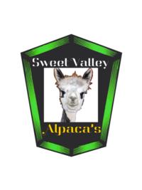 Sweet Valley Alpacas - Logo