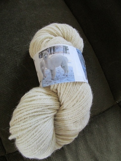 Alpaca Yarn from Orion and MoonDance