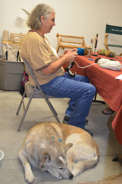 Photo of FFAF class - Knitting Leggings