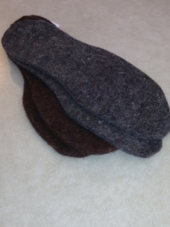 Photo of Felted Boot Inserts