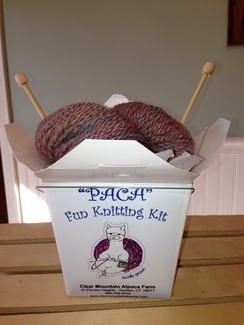 "Photo of ""Paca"" Fun Knitting Kits"