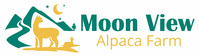 Moonview Alpaca Farm - Logo