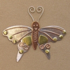 Photo of Magnetic Shawl Pins II