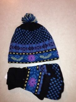 Photo of Blue Meadow Lined Hat
