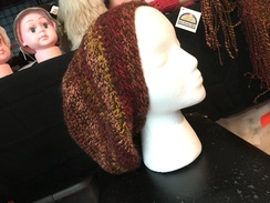 Photo of Sophie On Fire Slouch Hat