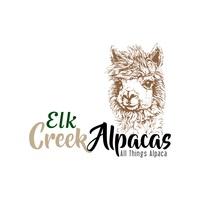 Elk Creek Alpacas - Logo