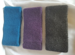 Alpaca Headband (solid color)
