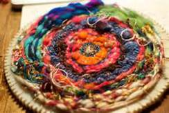 Photo of Circular Weaving with Roo