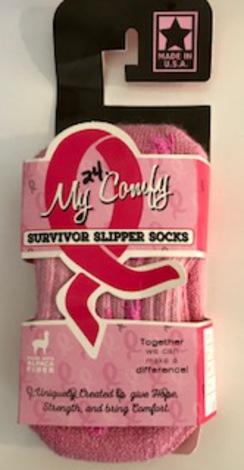 My Comfy Survivor Slipper Socks