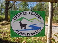 Crooked Creek Alpaca Farm, LLC - Logo