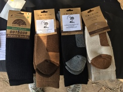 Photo of Alpaca Trekking Socks