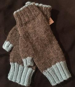 Gloves - Tassel Fingerless