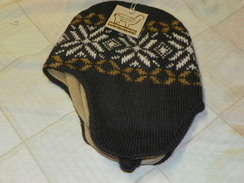 Photo of Snowflake Earflap Hat