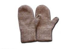 Photo of Mittens Alpaca Natural Colors