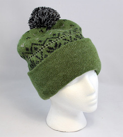 Photo of Hat-Snowflake Pom-Pom
