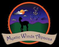 Mystic Winds Alpacas - Logo