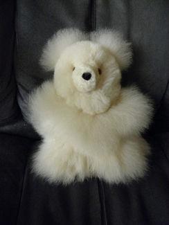 "Photo of 9"" stuffed teddy bear"
