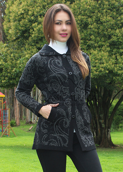 Photo of Marceolla Alpaca Long Sweater