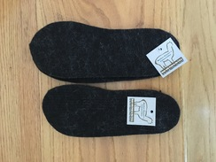 Felted Insoles