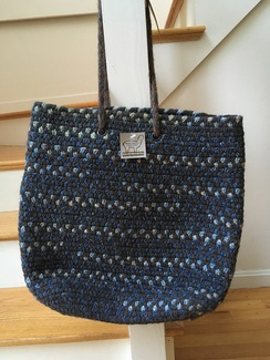 Knitter's Tote
