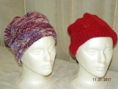 Photo of Colorful Alpaca Hats