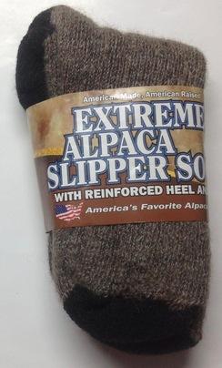 Photo of Extreme Alpaca Slippers Socks
