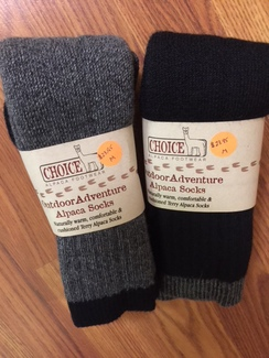 Photo of CA Outdoor Adventure Socks