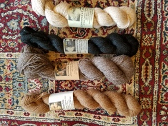 Fingerling weight Yarn