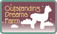 Outstanding Dreams Alpaca Farm - Logo