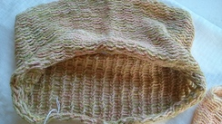 Photo of Lacy summer cowl