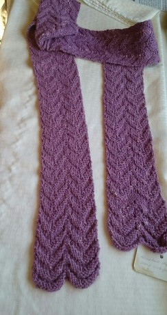 Photo of Waterfall Scarf