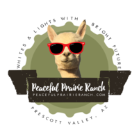 Peaceful Prairie Ranch - Logo
