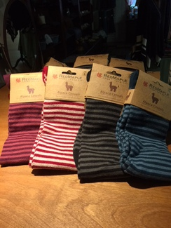 Alpaca Casual Socks
