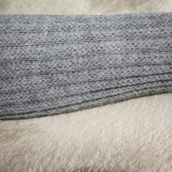 Photo of Knee High Alpaca Sock
