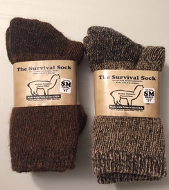Photo of Survival Socks - Small