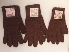 Photo of Alpaca Gloves - Medium