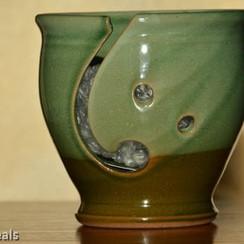 Photo of Plain Yarn Bowl