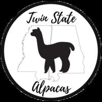 Twin State Alpacas  - Logo