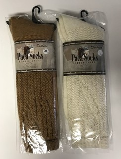 Alpaca Therapeutic/Diabetic Unisex Socks